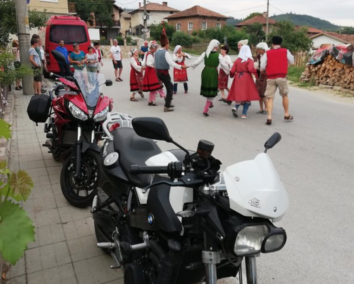 Motorcycle Wine, Nature, & Traditions Tour